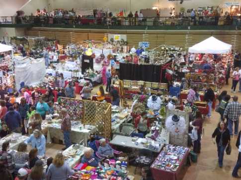 Second craft fair photo