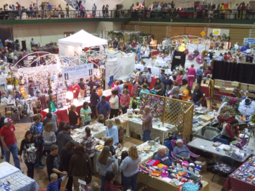 Craft fair photo